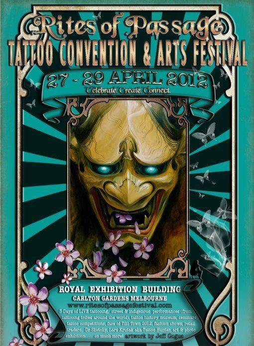 Tattoo Convention melbourne