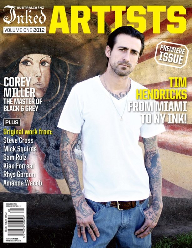 INKED ARTISTS OUT NOW